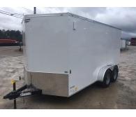 2018 Continental Cargo Enclosed Utility Trailer - CommercialTruckTrader.com