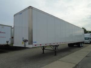2019 STOUGHTON TRAILERS Z-PLATE Dry Van Trailer, Vandalia OH - 5004246172 - CommercialTruckTrader.com
