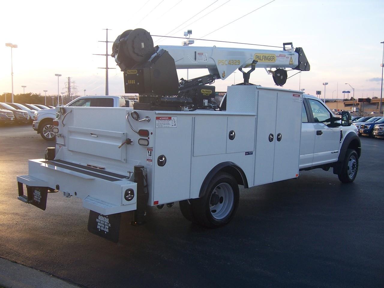 2019 Ford F550, North Richland Hills TX - 112227245 - CommercialTruckTrader.com