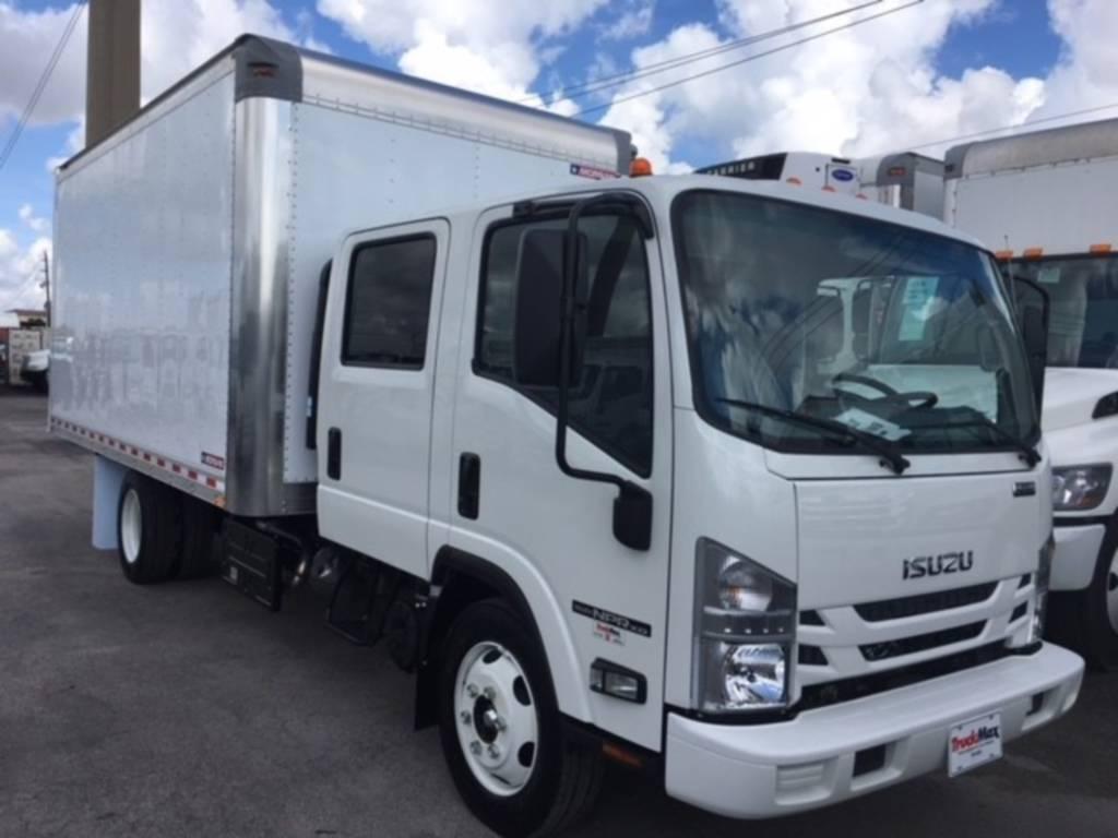 4d8d389078 2019 ISUZU NPR XD Box Truck - Straight Truck