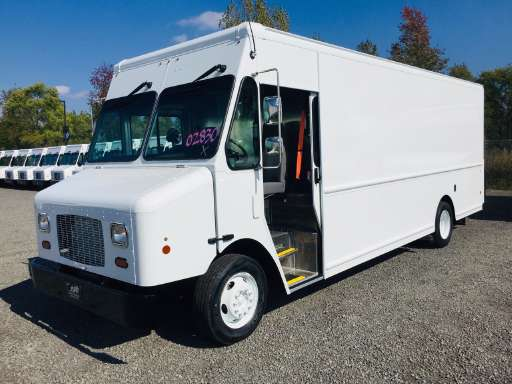 Stepvan For Sale - Commercial Truck Trader
