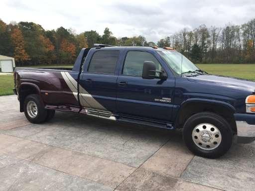 Dually Trucks For Sale >> Gmc Dually Trucks For Sale Commercialtrucktrader Com