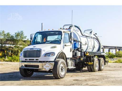2019 FREIGHTLINER BUSINESS CLASS M2 106 Vacuum Truck