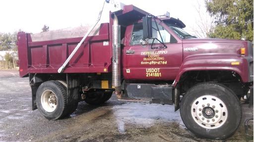 1996 Chevrolet Kodiak Dump Truck In Royersford Pa