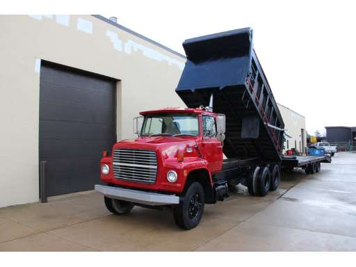Beau Townsend Ford >> Dump Trucks For Sale in Ohio