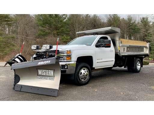 SILVERADO 3500 Dump Trucks For Sale on