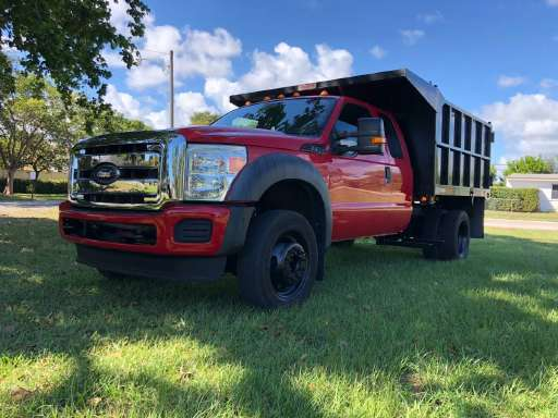 F450 Dump Truck For Sale >> F450 For Sale Ford Dump Truck Commercial Truck Trader