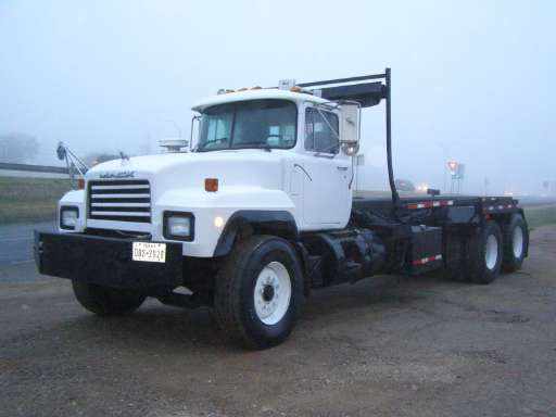 Rd688s For Sale Mack Rd688s Roll Off Trucks Commercial Truck Trader