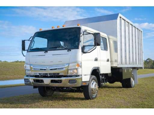 2019 MITSUBISHI FUSO FE160G Cabover Truck - COE, Dump Truck, Landscape Truck