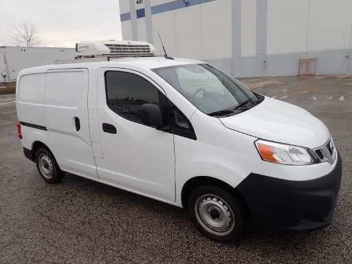 2015 Nissan NV200 SV Refrigerated Truck in Chicago 22e2b716373c