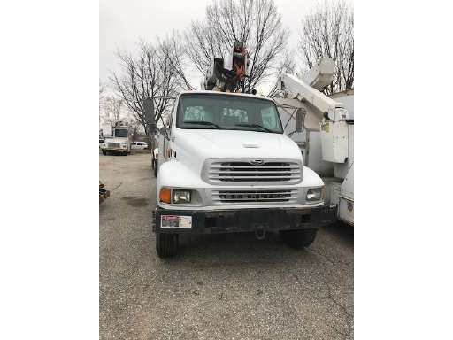 1276ce6e76 2001 Chevrolet 7500 Bucket Truck - Boom Truck in Linthicum