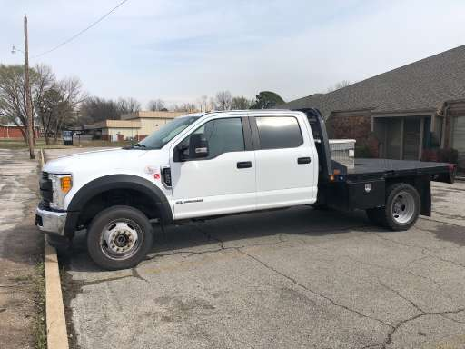 Trucks For Sale In Oklahoma >> 2017 Ford F550 Xl Flatbed Truck