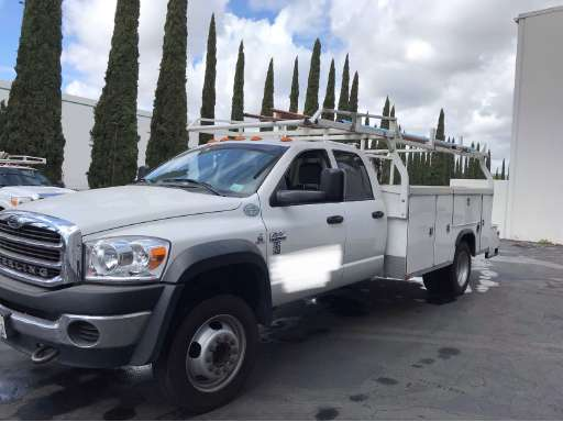 2008 Sterling BULLET 4500 Utility Truck - Service Truck