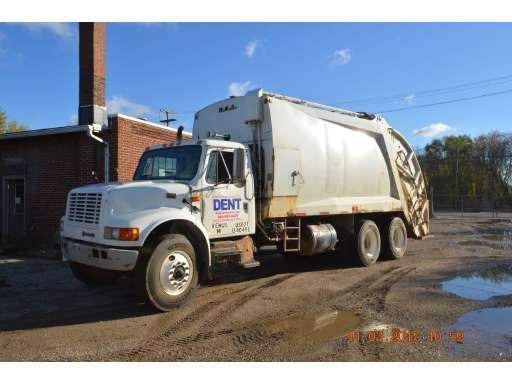 Trash Trucks For Sale >> Garbage Truck For Sale Commercial Truck Trader