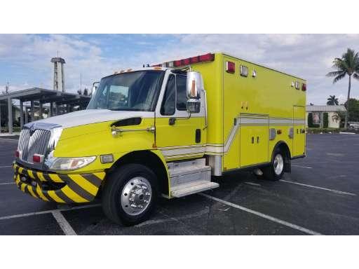 2008 International 4300 Ambulance