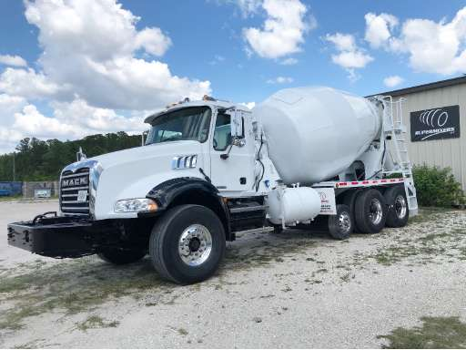 c541f8e87d99 2007 Mack GRANITE CT713 Mixer Truck in Orlando