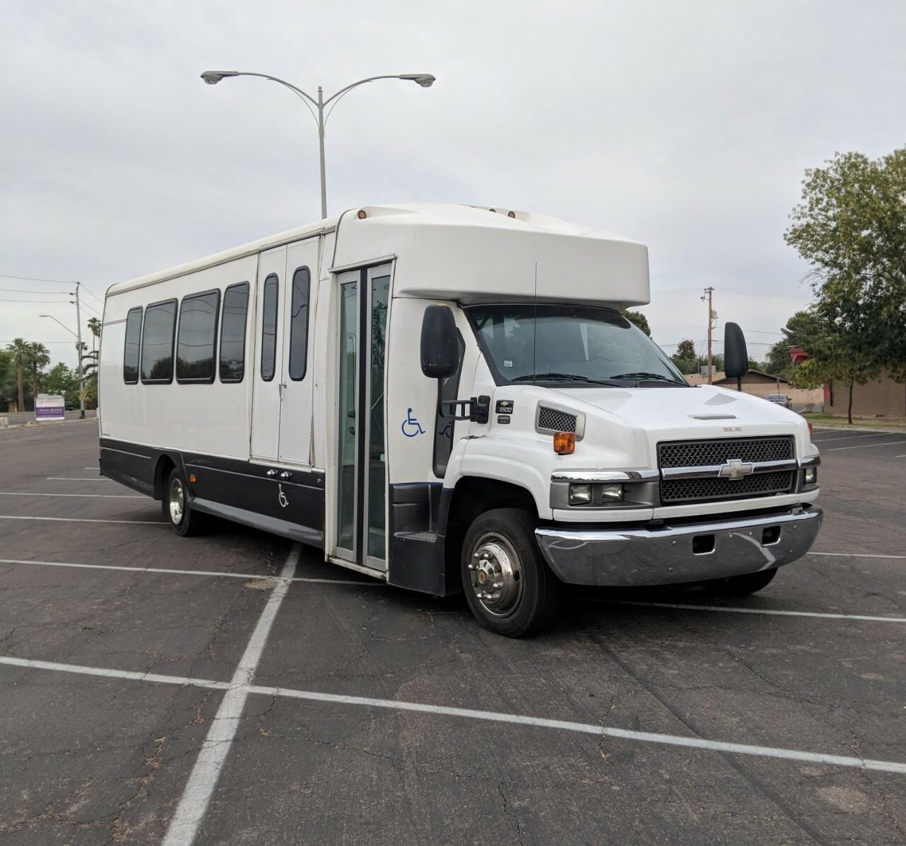 Chevrolet C5500 Trucks For Sale