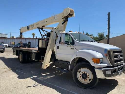 Crane Truck For Sale >> California Crane Truck For Sale Commercial Truck Trader