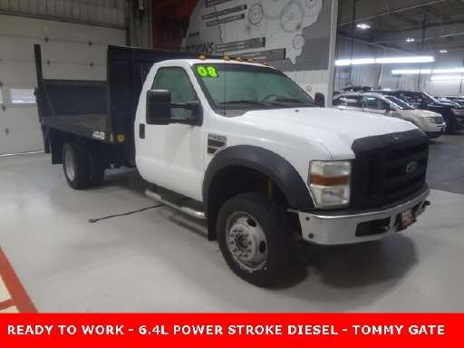 Used Trucks For Sale In Iowa >> 2008 Ford F450