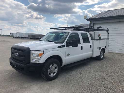 Merrillville Car Dealers >> Utility Truck - Service Trucks For Sale in Indiana