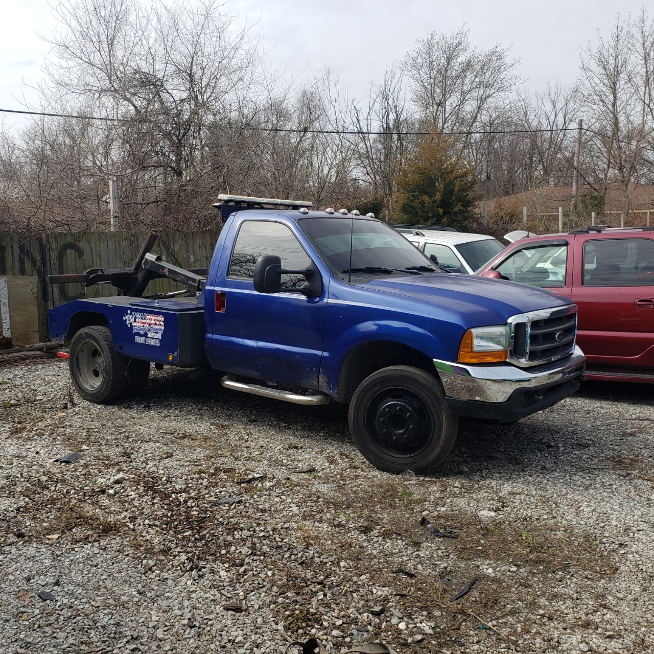 Ford Dealers In Indianapolis: 1999 Ford E450, Indianapolis IN