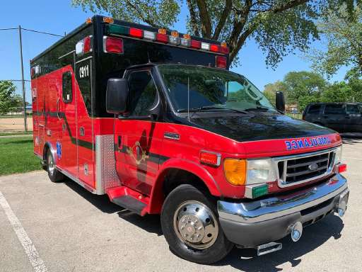 Ambulance For Sale >> 2007 Ford E450 Ambulance