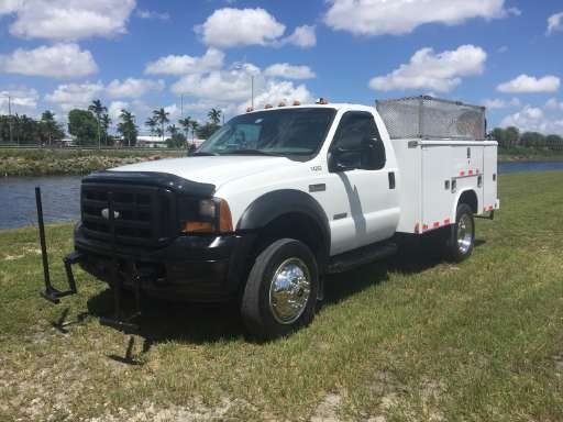 Larry Roesch Ford >> F550 For Sale - Ford Utility Truck - Service Truck ...