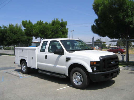 Larry Roesch Ford >> F350 For Sale - Ford Utility Truck - Service Truck ...