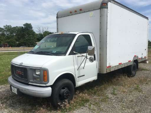 Gmc For Sale - Gmc Box Truck - Straight Truck - Commercial
