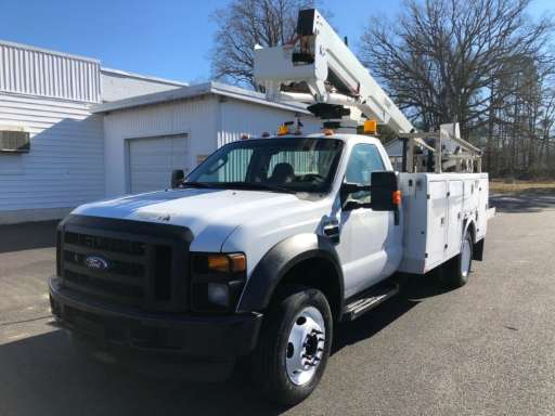 Used Bucket Trucks For Sale >> Bucket Truck Boom Trucks For Sale On Commercialtrucktrader Com