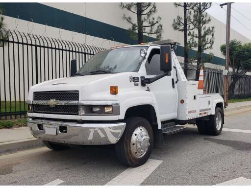 2008 CHEVROLET C5500 Wrecker Tow Truck