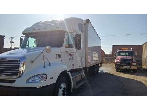 Freightliner For Sale - Freightliner Expeditor-Hotshot