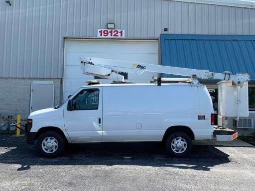 E350 For Sale - Ford E350 Bucket Truck - Boom Truck