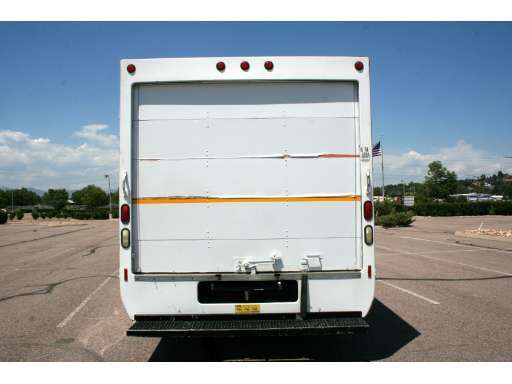 E350 For Sale - Ford E350 Cutaway-Cube Van - Commercial Truck Trader