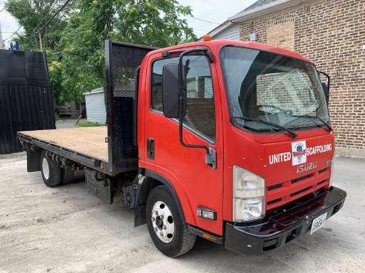 Isuzu For Sale - Isuzu Flatbed Truck - Commercial Truck Trader