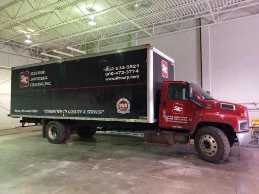 2006 GMC C7500 Box Truck - Straight Truck