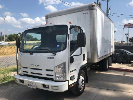 Npr Hd For Sale - Isuzu Npr Hd Box Truck -- Straight Truck