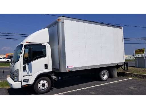 Medium Duty Box Truck - Straight Truck For Sale - Commercial Truck