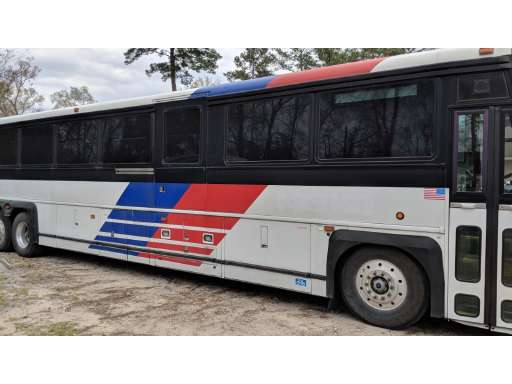 2001 Mci OTHER Bus