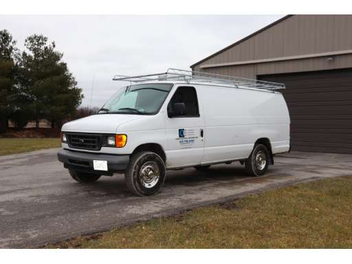 E350 For Sale - Ford E350 Cargo Van - Commercial Truck Trader