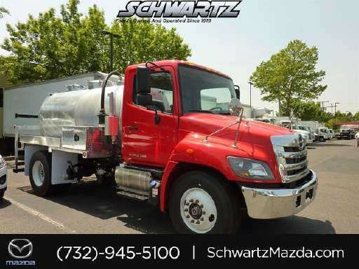 338 For Sale - Hino 338 Tanker Truck - Commercial Truck Trader