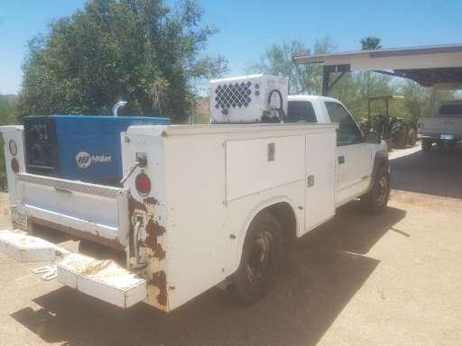 1996 Chevrolet C3500 WORK TRUCK Utility Truck - Service Truck
