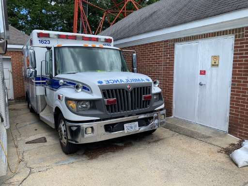 2012 International TRANSTAR Ambulance