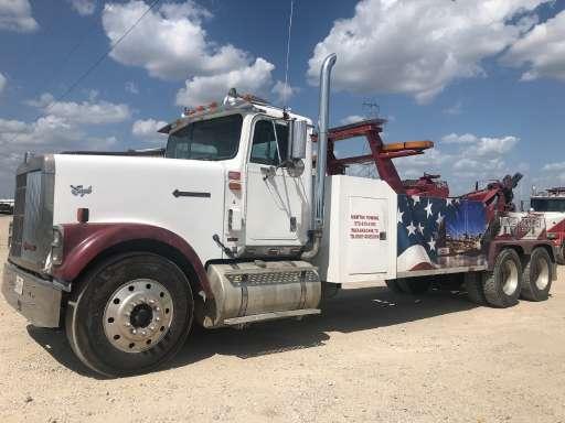 1995 INTERNATIONAL 9300 Wrecker Tow Truck