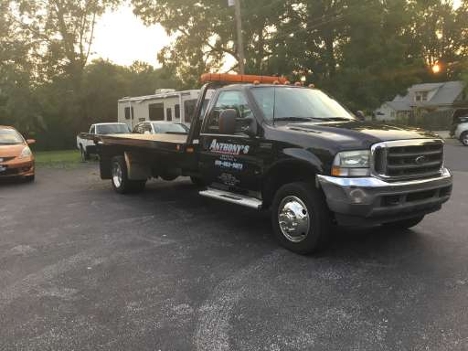 2003 Ford F550 LARIAT Rollback Tow Truck