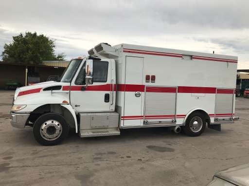 2012 INTERNATIONAL 4300 SBA Ambulance