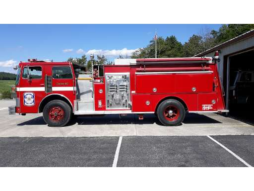 Heavy Duty Fire Truck For Sale - Commercial Truck Trader