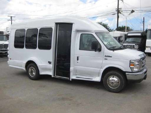 2015 FORD E350 Bus, Passenger Van, Minibus
