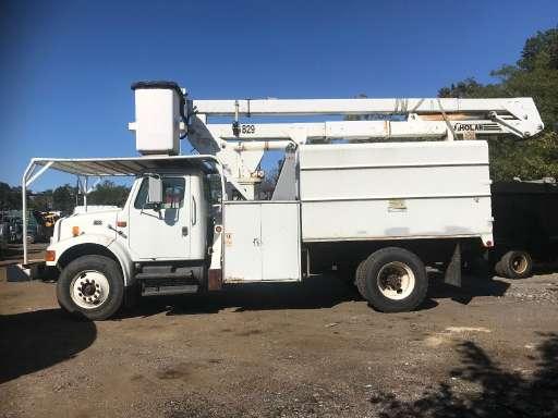 Used Bucket Trucks For Sale >> 4700 For Sale 4700 Bucket Truck Boom Trucks Commercial