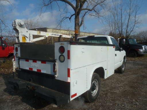 Chevrolet For Sale - Chevrolet Crew Vans - Commercial Truck